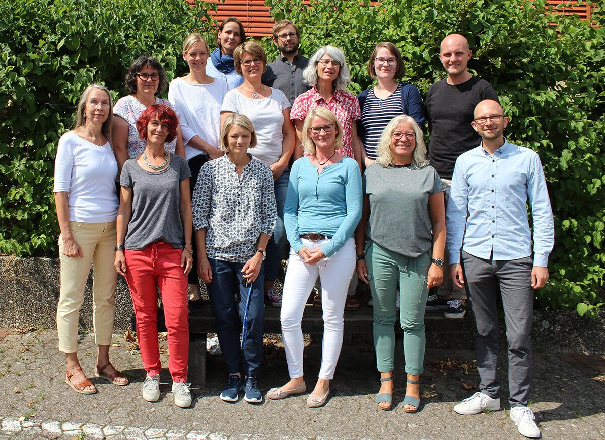 Lehrerkollegium Bert-Brecht-Schule Barsinghausen